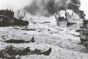 Dieppe: The Beaches of Hell