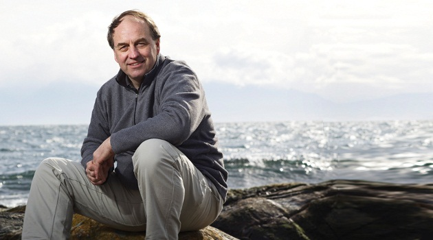 Andrew Weaver, climate scientist and politician
