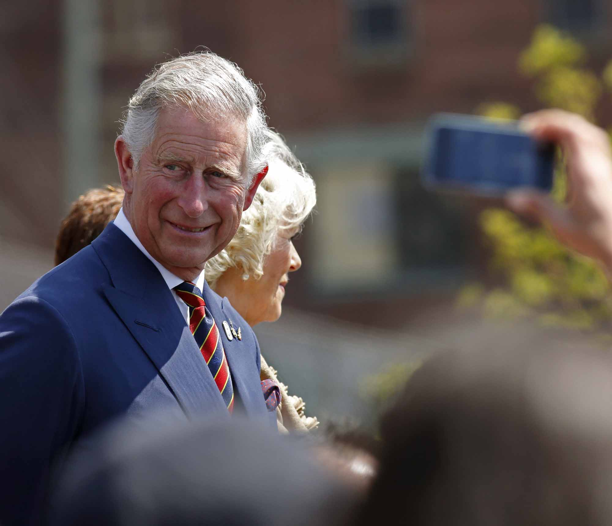 Prince Charles (HRH The Prince of Wales)