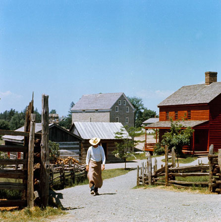 Toronto Feature: Black Creek Pioneer Village (en anglais seulement)