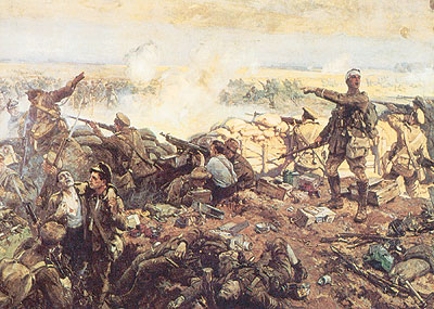 Ypres: Inexperienced Canadians Hold the Line