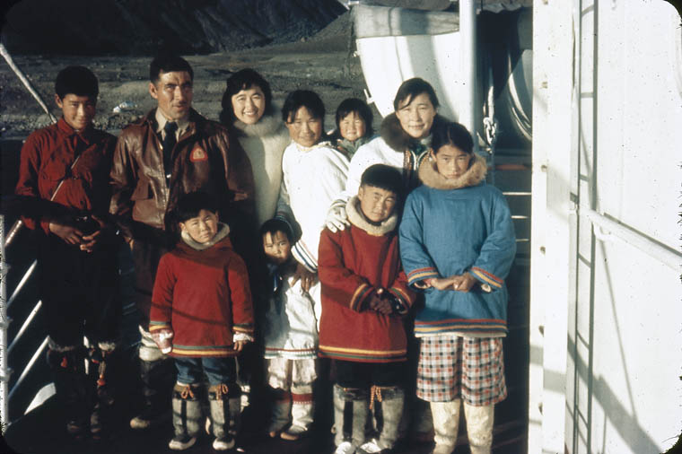 Inuit High Arctic Relocations in Canada