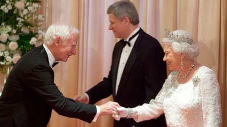 The Governor General, the Prime Minister and the Crown