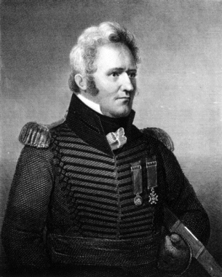 Colonel Charles de Salaberry