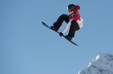 Mark McMorris, Sotchi 2014