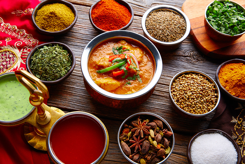 Common Spices In Indian Food