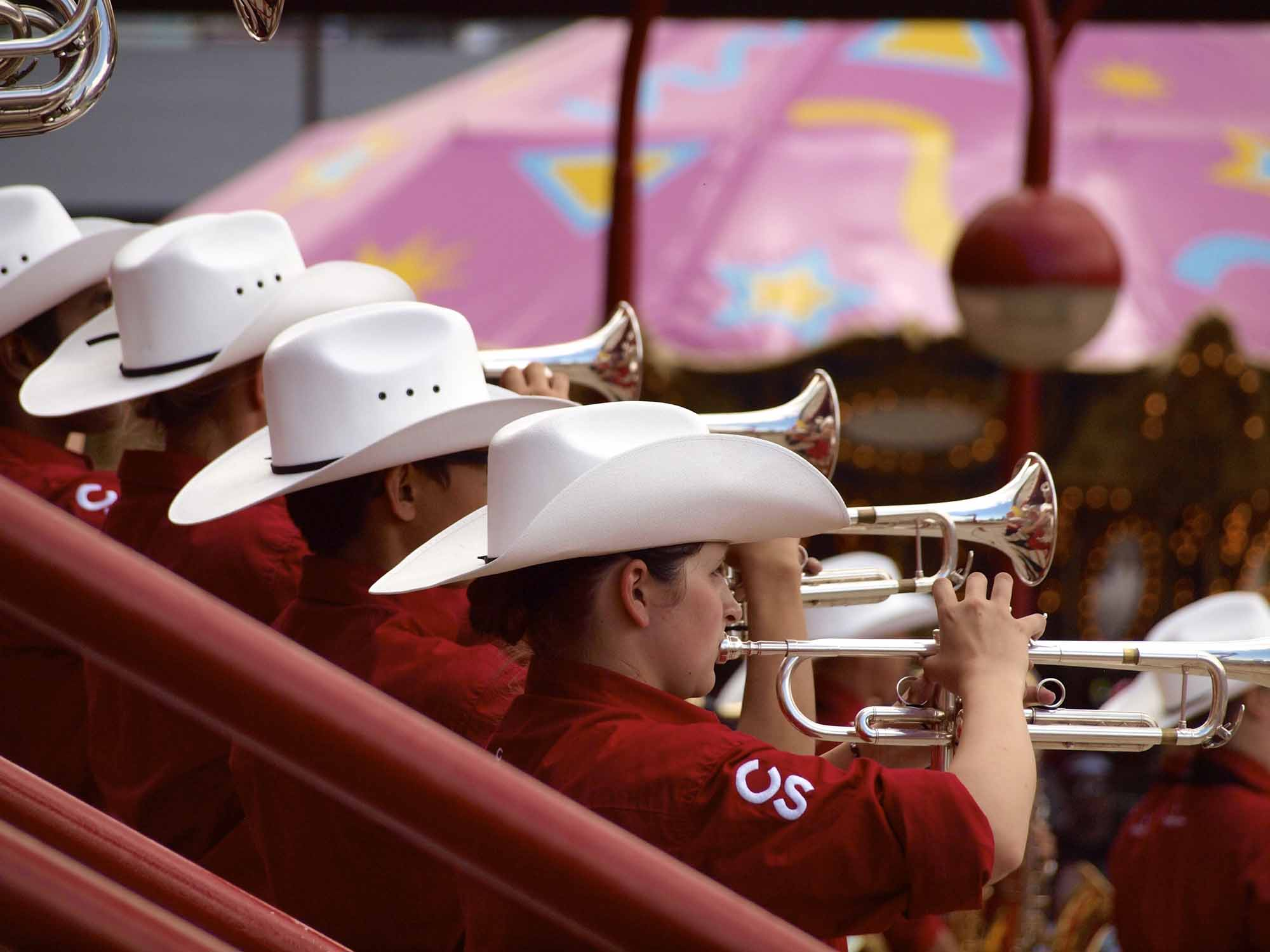 Calgary Stampede Showband