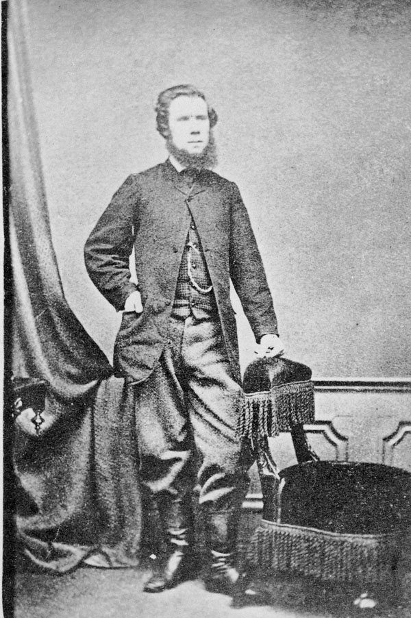 Patrick James Whelan, vers 1840–1868