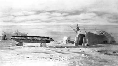 Inuit Snow House