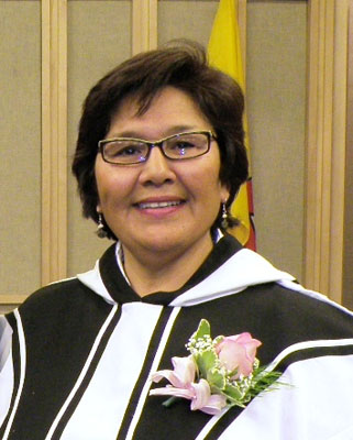 Edna Elias, Commissioner