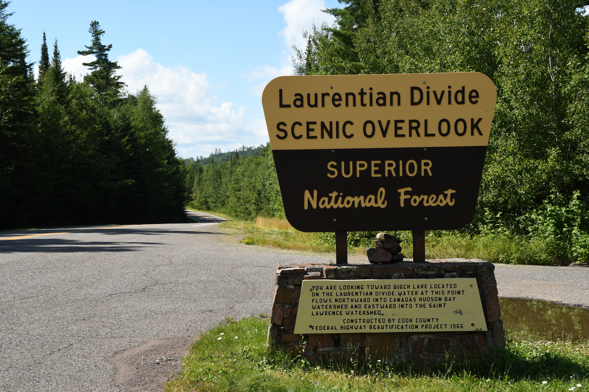 Laurentian Divide