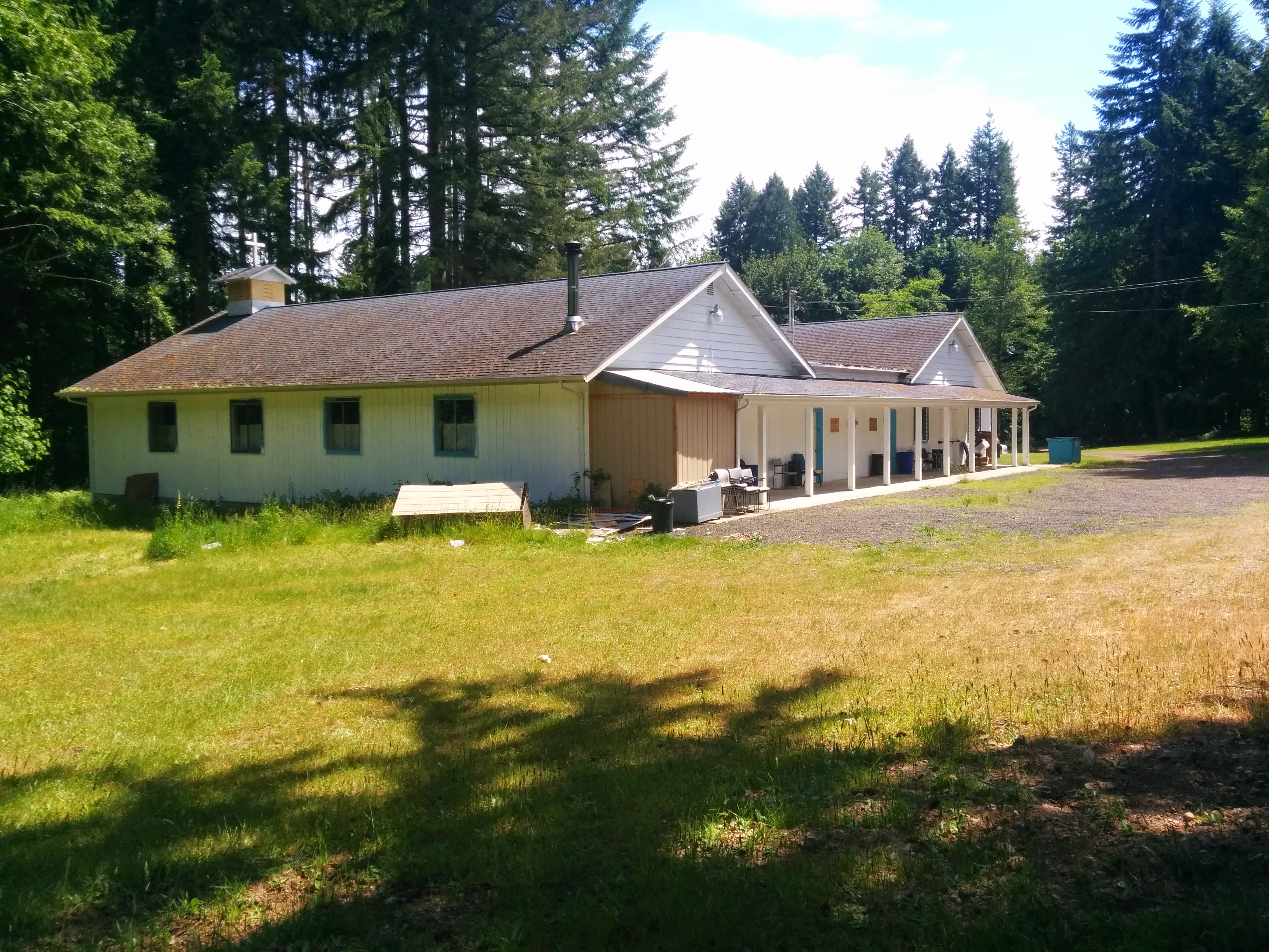 Mud Bay Indian Shaker Church, 2015