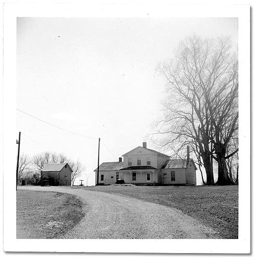 Park House in Colchester South in Ontario was a refuge for those escaping slavery in the 1800s.