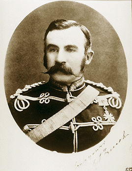 French, commandant sir George Arthur