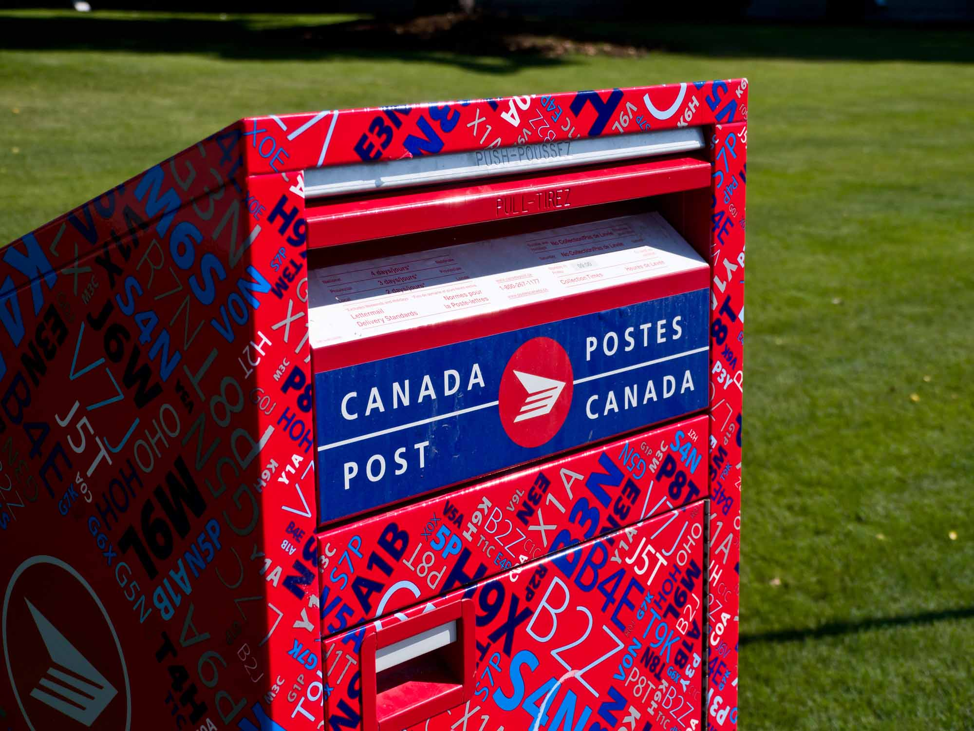 Canada Post Corporation The Canadian Encyclopedia - The canadian encyclopedia