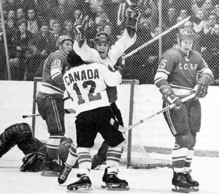 1972 Canada-Soviet Hockey Series (Summit Series)