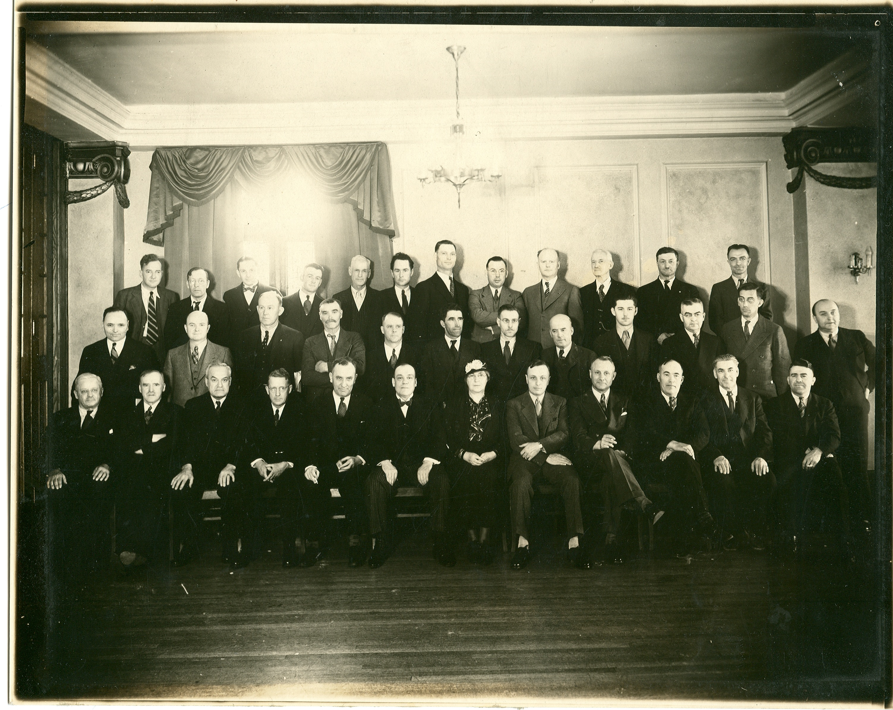 Northern Ontario Mayors Convention 1936