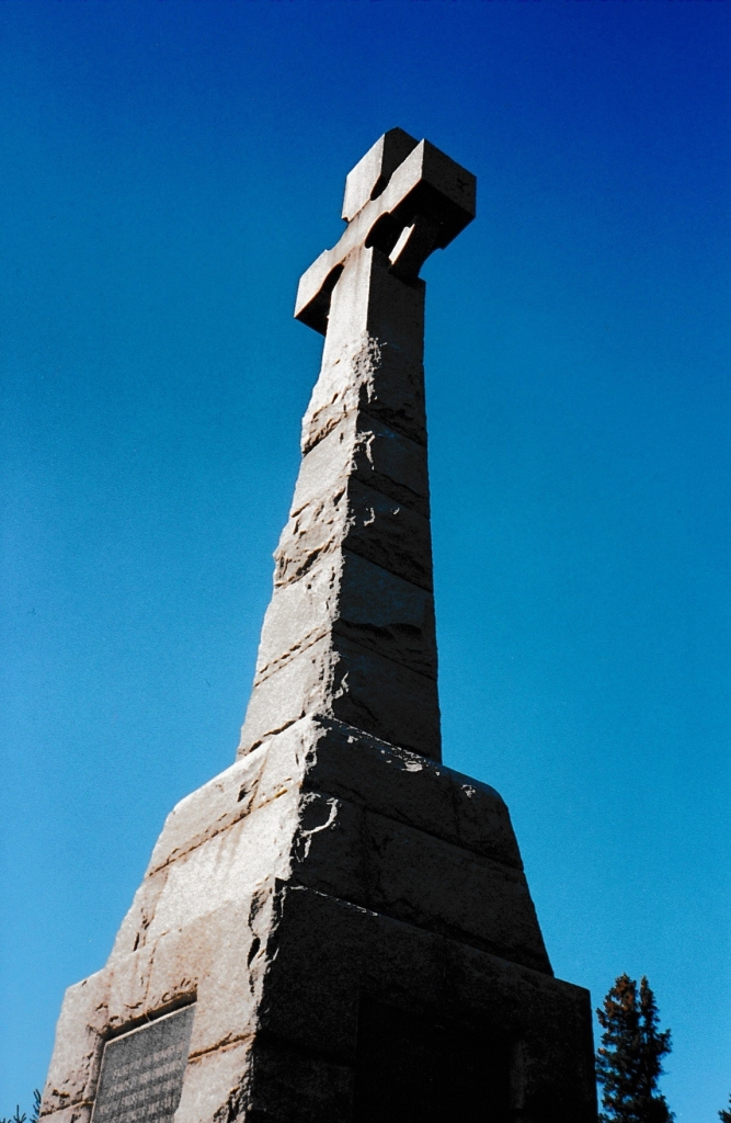 The Celtic Cross, Grosse Ile