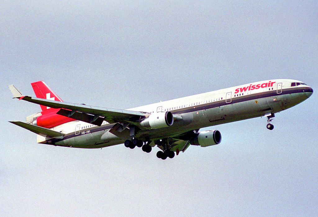 Swissair Flight 111 Disaster