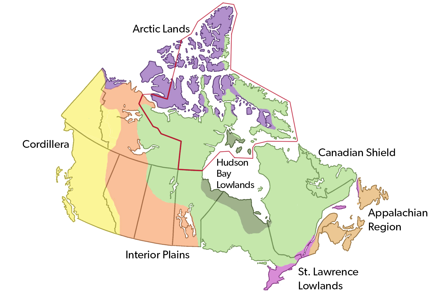 Map Of Canada Grade 9 Geography.Nunavut The Canadian Encyclopedia