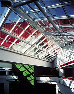 Canadian Broadcasting Centre, Interior 1