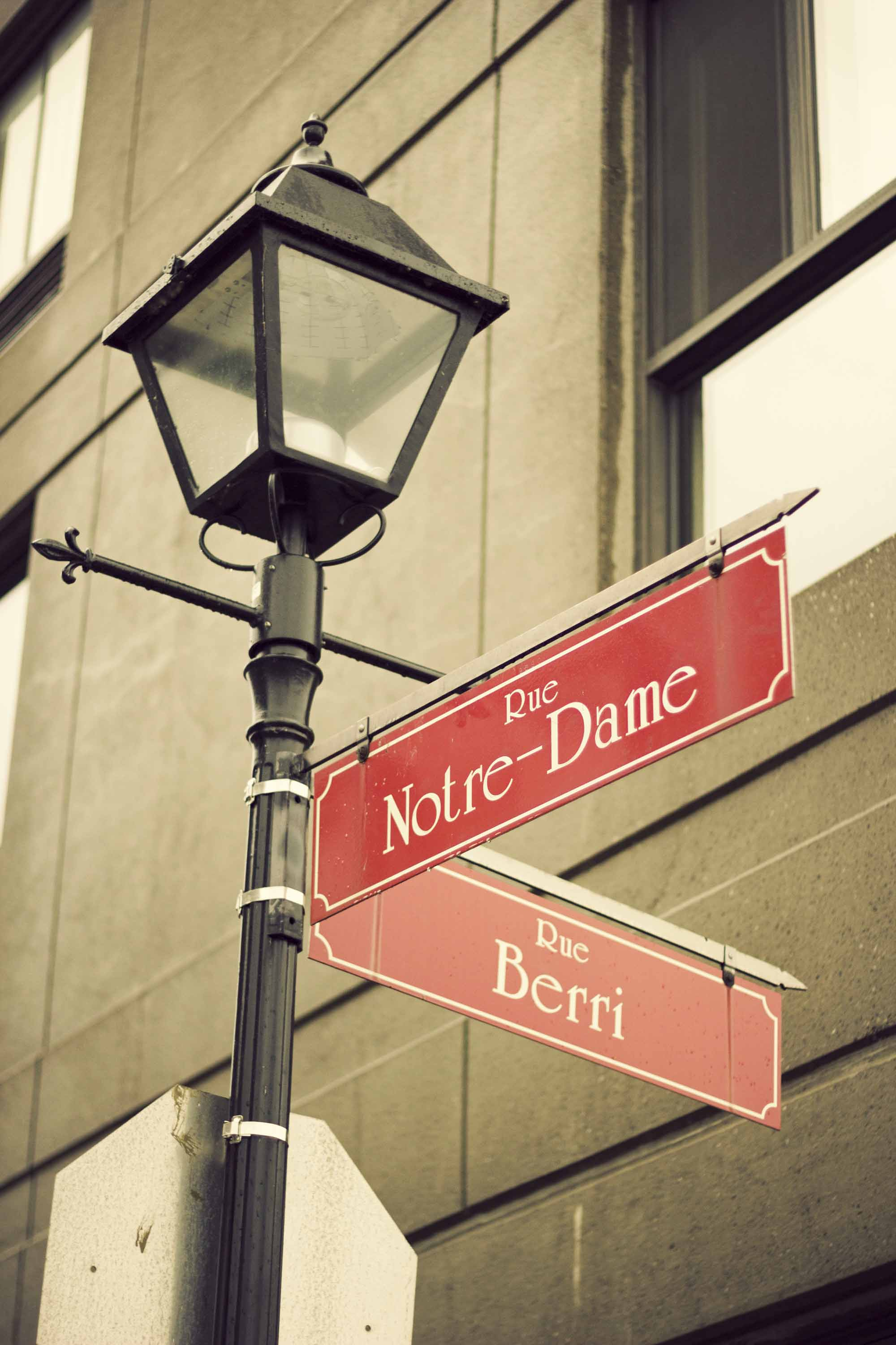 Notre-Dame Street
