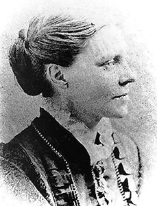 Jennie Trout, physician
