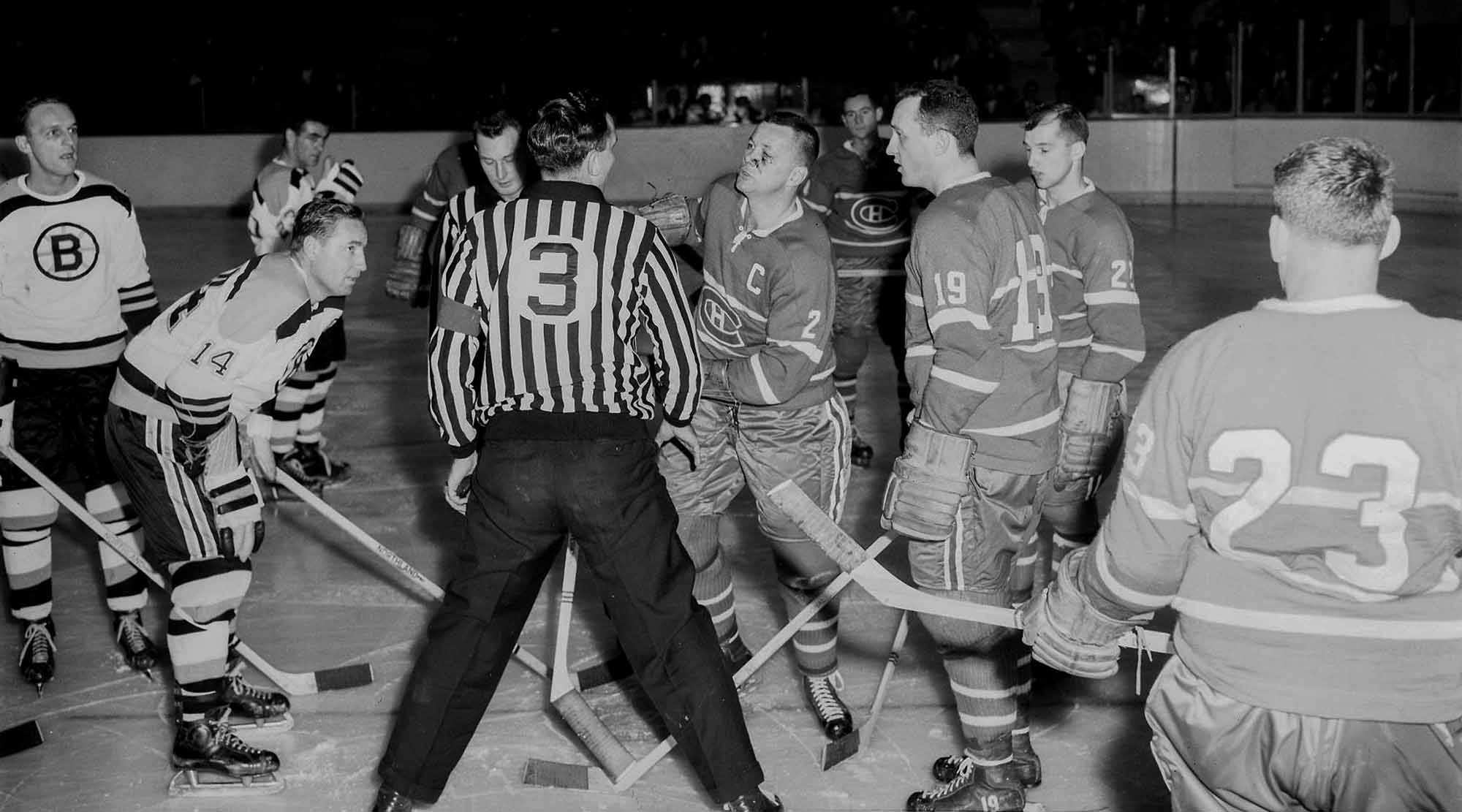 Montreal Canadiens, 1950s