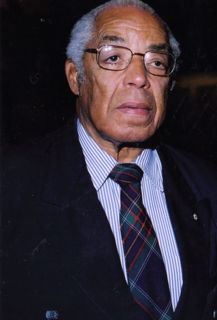 Bromley Armstrong, human rights advocate, author, mentor.