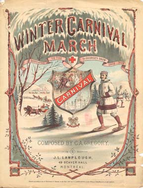 <i>Winter Carnival March</i>
