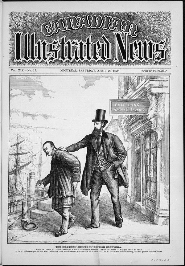 Canadian Illustrated News, 27 avril 1879