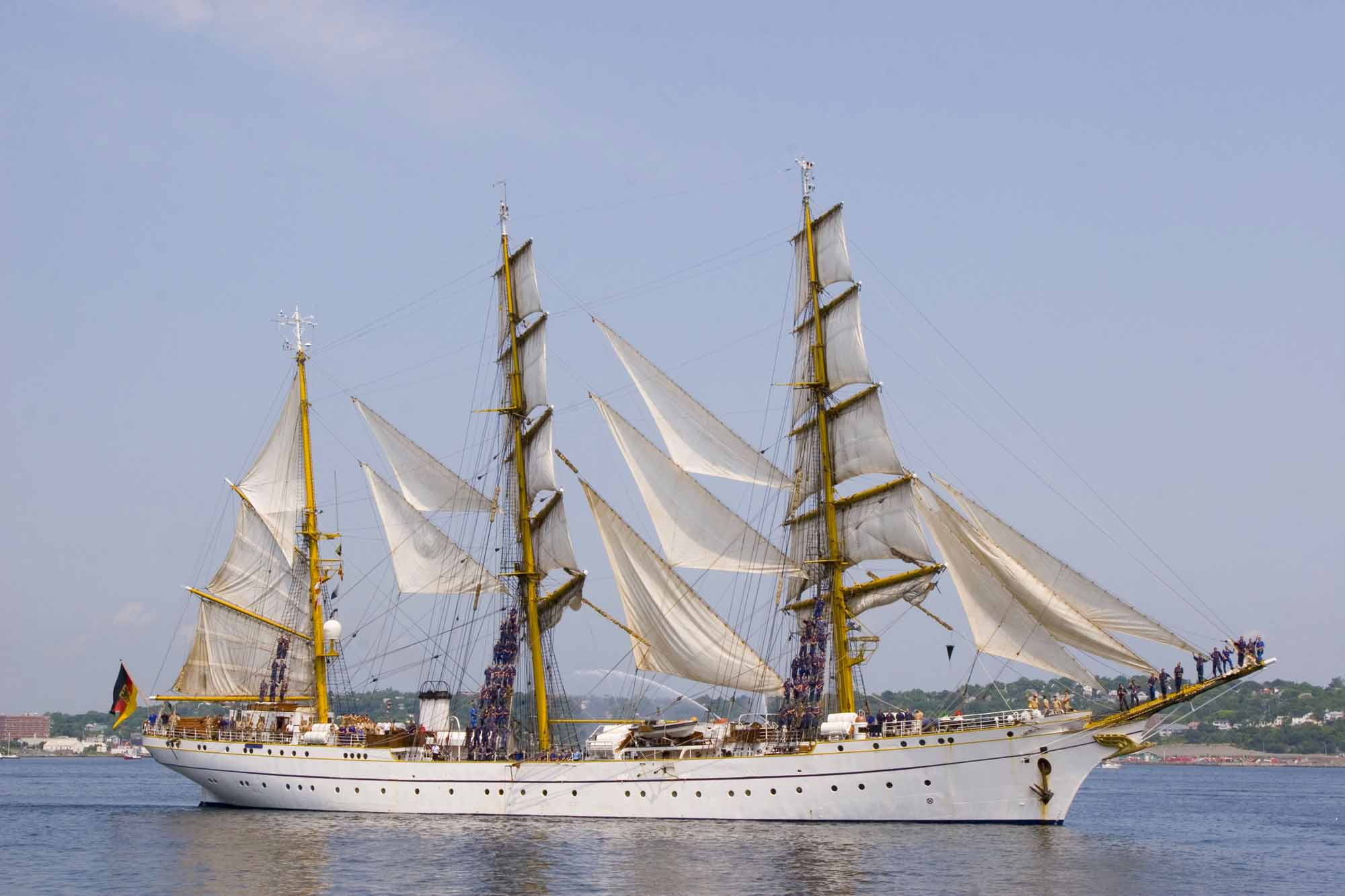 Nova Scotia Tall Ships