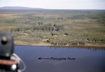 Site de Rat Indian Creek
