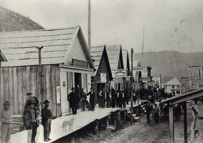 Cariboo Gold Rush - The Canadian Encyclopedia