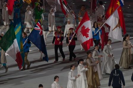 Closing Ceremonies, Sochi 2014