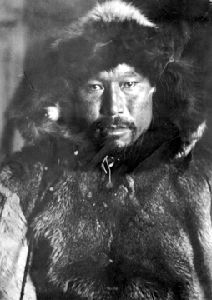 Inuit, homme