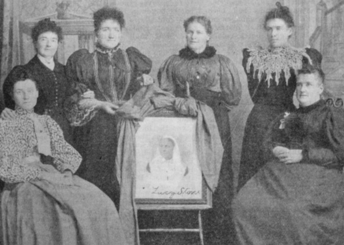 Executive of the Manitoba Equal Suffrage Club, 1900