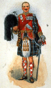 Uniforme : Seaforth Highlanders