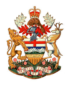 Alberta Coat of Arms