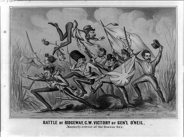 Battle of Ridgeway, C.W. June 2nd 1866
