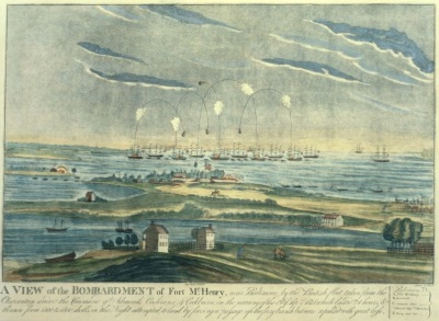 The Battle of Baltimore, Fort McHenry