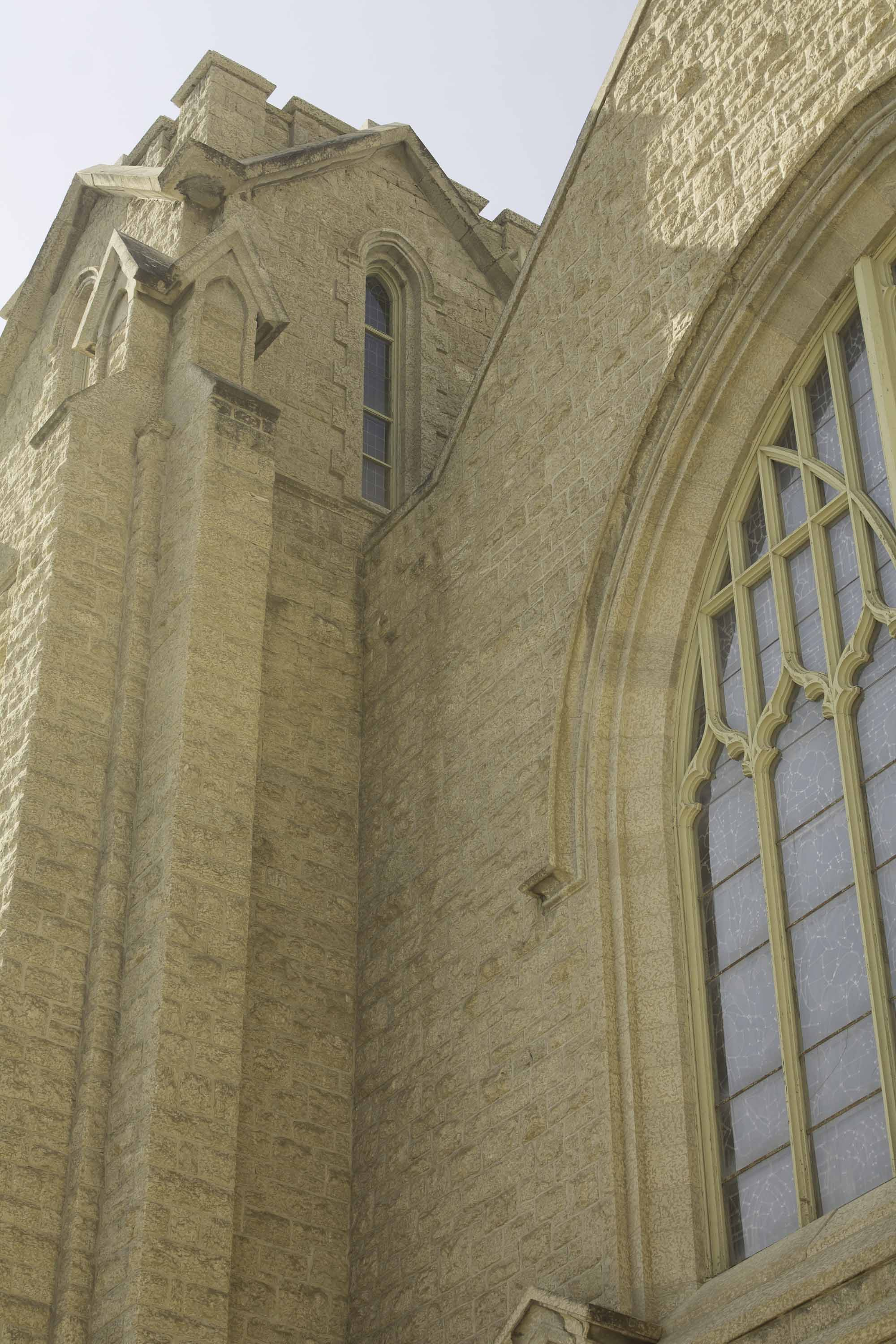 A church in Moose Jaw, Saskatchewan