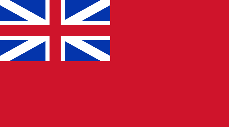 Red Ensign (1707)