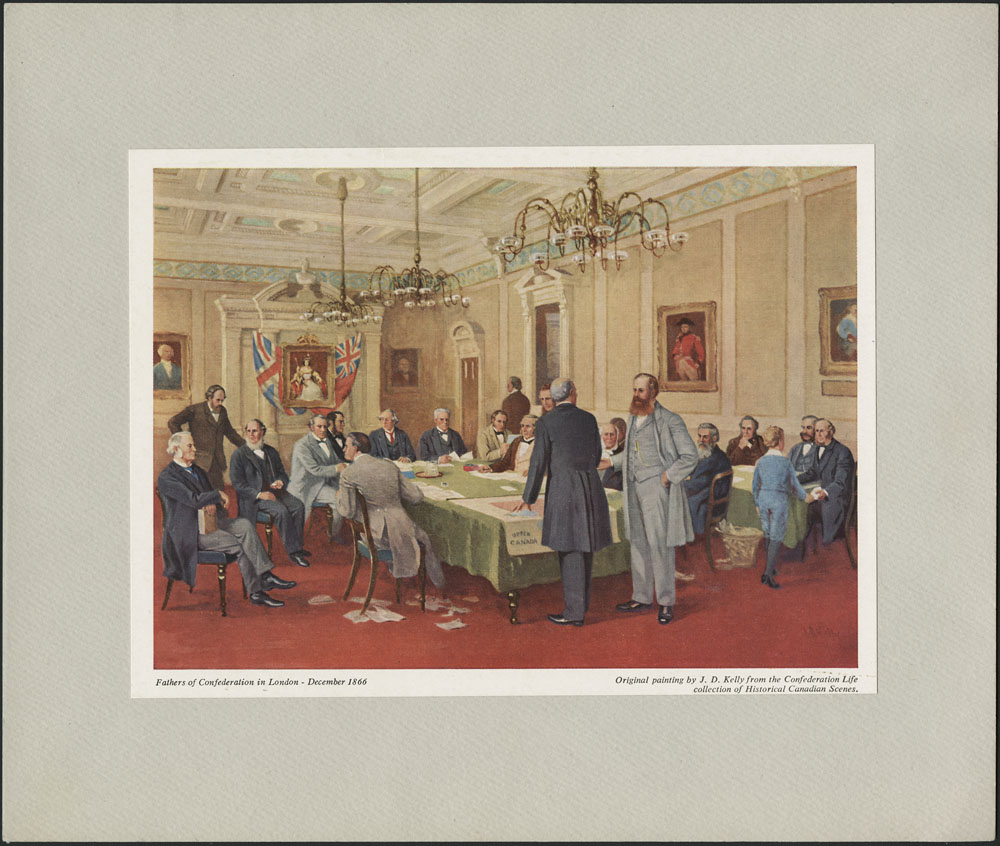 London Conference, 1866