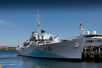 Corvette Sackville