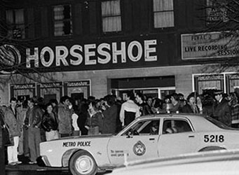 Toronto Feature: Horseshoe Tavern