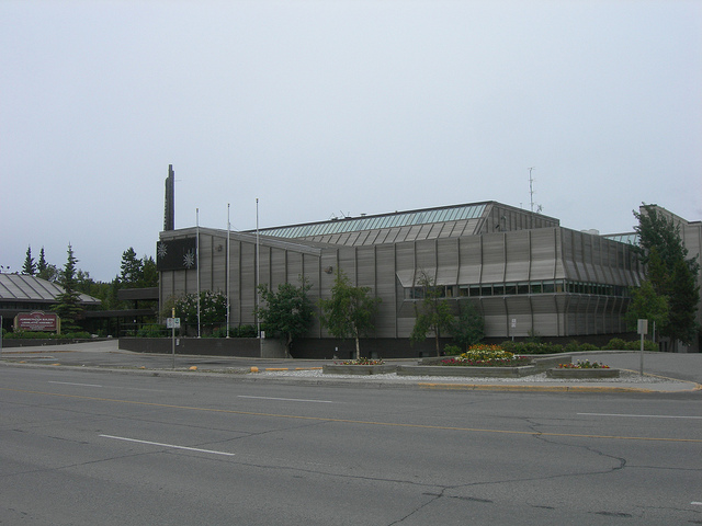 Yukon Legislative Building