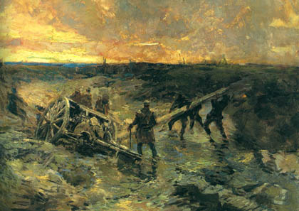 Passchendaele: Remembrance of Things Past
