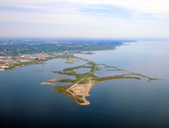 Toronto Feature: Tommy Thompson Park (en anglais seulement)