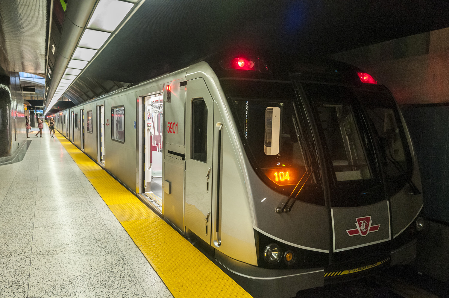 Toronto Subway Train